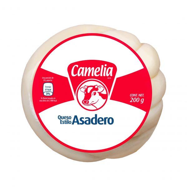 QUESO TIPO ASADERO 200 G CAMELIA