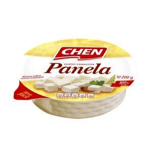 QUESO PANELA CANASTITA 200 G CHEN