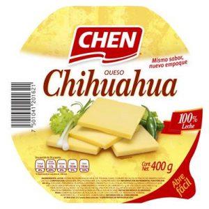 QUESO CHIHUAHUA 400 G CHEN