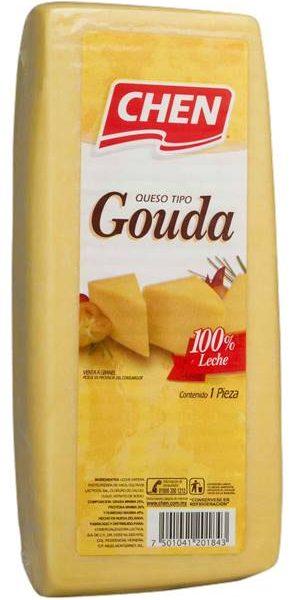 QUESO GOUDA 3 KG CHEN