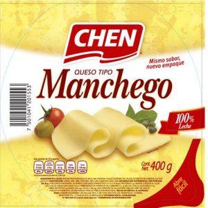 QUESO MANCHEGO 400 G CHEN