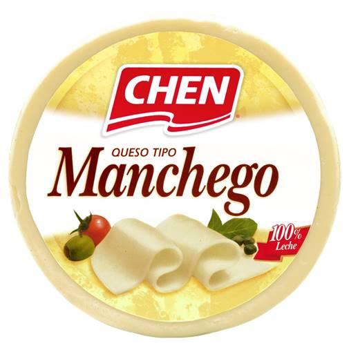 QUESO MANCHEGO GRANEL 4.5 KG CHEN