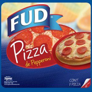 PIZZA PEPERONI FUD