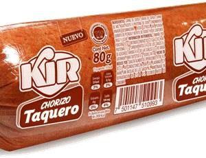 Chorizo Taquera KIR