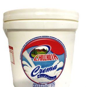 Crema Chilchota Acida 4kg