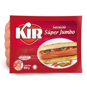 X282-Salchicha Super Jumbo Granel-Kir